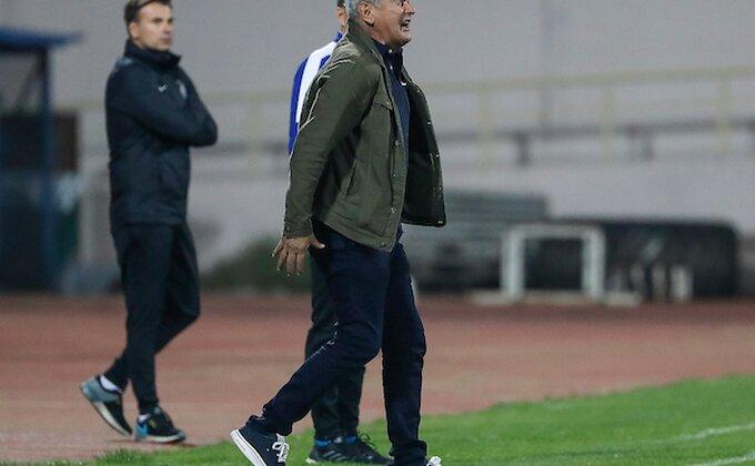 Trener Napretka: ''Moram da kažem, TSC bez motiva. A kad sam bio u Partizanu...''