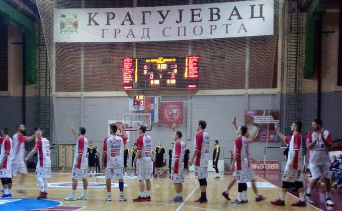 KLS - Kragujevac ponovo u znaku košarke, Beovuk odneo bodove