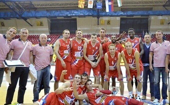 Radnički osvojio turnir u Ohridu!