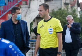 Srpske sudije ponovo na zadatku u Ligi šampiona