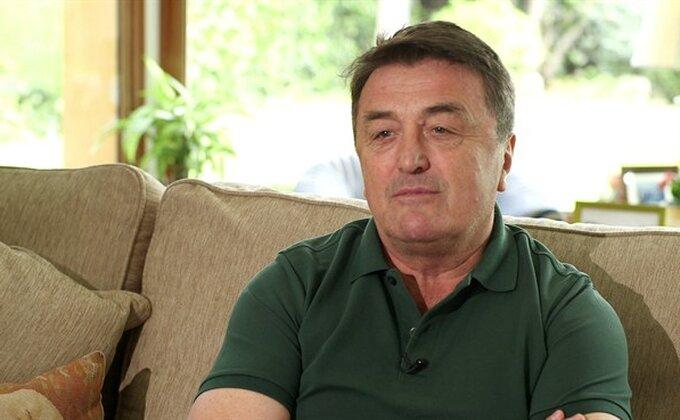 Partizan se oprostio od Radomira Antića, nije moglo emotivnije!