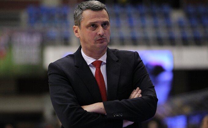 "Radonjić: ""Istorijska pobeda, sezona u Evropi uspešna"""