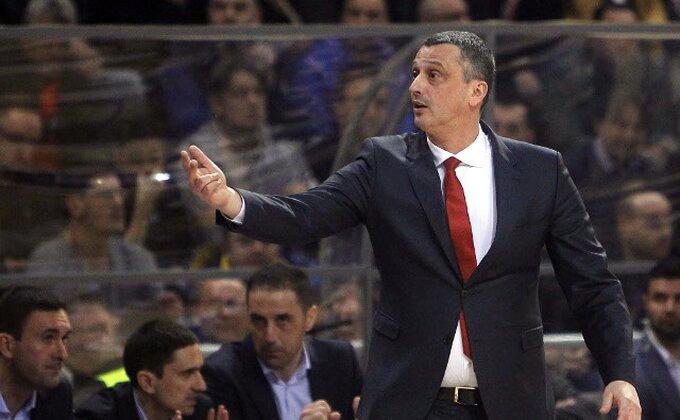Radonjić otkrio još jedan problem pred meč sa Galatom - Hoće li igrati Lazić?