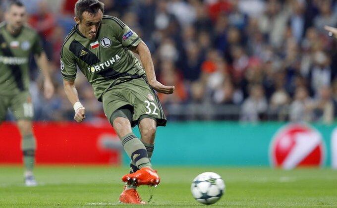 Mire dao gol Realu u Madridu! Zbog ovoga je vredelo vratiti se u Legiju!
