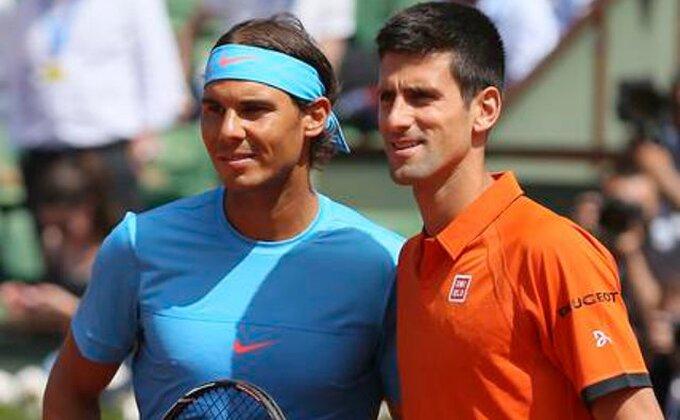 ATP nas vratio 11 godina unazad - Đoković imitira Nadala!