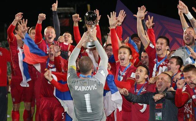 Da se pamti za sva vremena kad je Srbija postala prvak sveta!