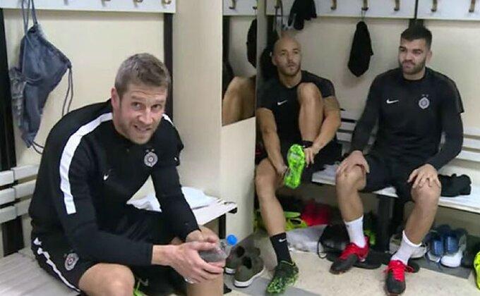 Bio je velika Partizanova želja, a sada će opet u potragu za novim klubom!