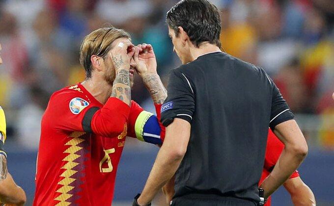 Ramos hita ka istoriji, samo Bufon ispred njega