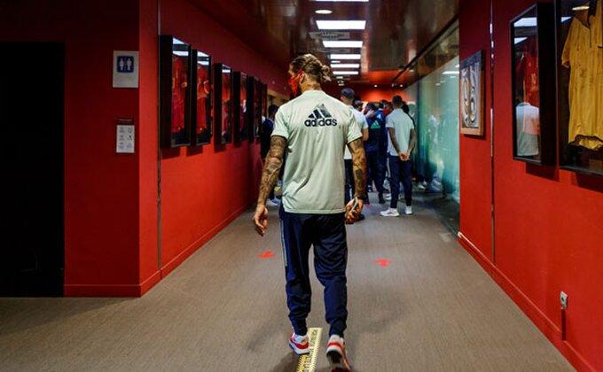 Real prelomio, kapiten odlazi, dve opcije za zamenu! Ramos ima dve mogućnosti šta je bolje?