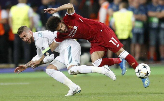 Konačno! Salah odgovorio na Ramosove prozivke!