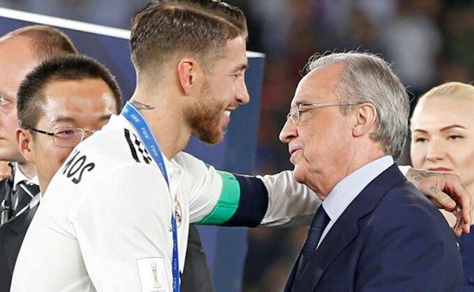 Odlazak Ramosa nema veze sa fudbalom, kapiten Reala u frci zbog kredita!