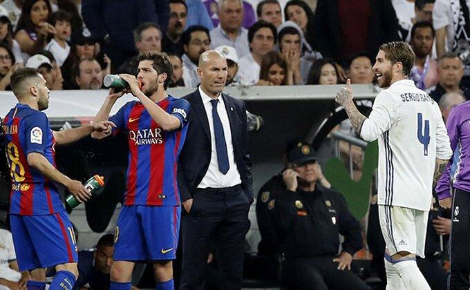 """Ramosovo """"naređenje"""", Real će kupiti igrača Barselone!"""
