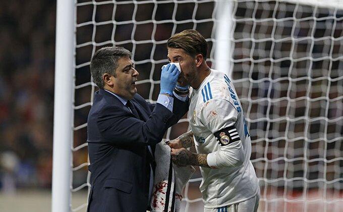 Stigla potvrda, Ernandez polomio nos Ramosu!