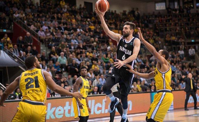 LŠ - Partizan u poslednjoj sekundi do prve pobede u Evropi posle dve godine!