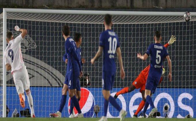 Od uzbuđenja do razočarenja- remi Čelsija i Reala u Madridu