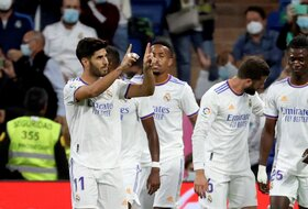 Primera - Majorka kao vreća za udaranje, silni Real na pogon Asensija i Benzeme, Jović umalo pogodio!