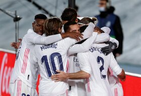 Korona ponovo u Real Madridu