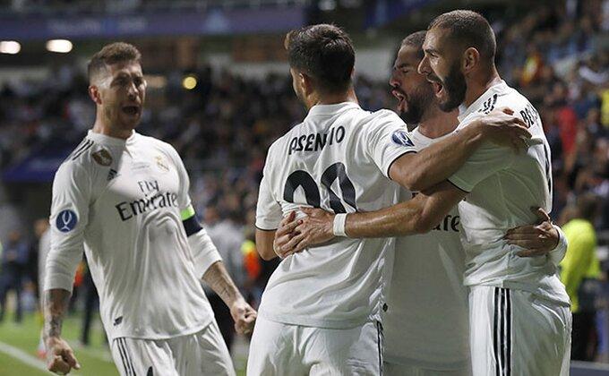 Dobre vesti za Real, jedan od povređenih se vraća nakon pauze