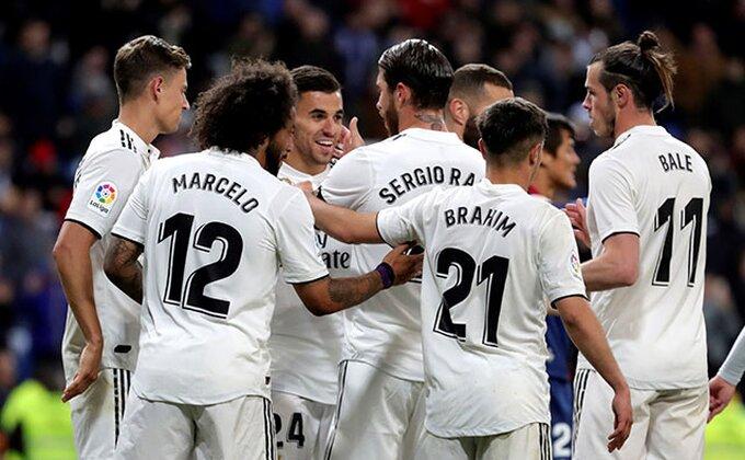 Real Madrid - Brazilci su stranci, Japanac čeka šansu