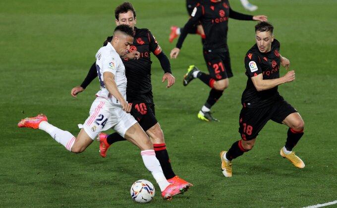 Primera - Baskima izmakla pobeda u Madridu, Vinisijus spasio Real!