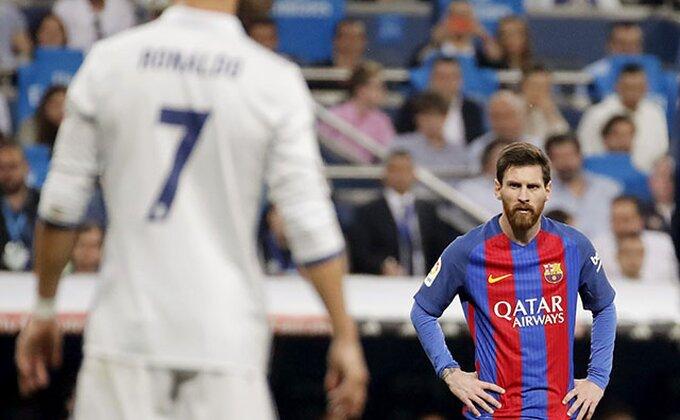 Šok - Ronaldo umesto Mesija?! Evo kako je propao najluđi transfer ikada!