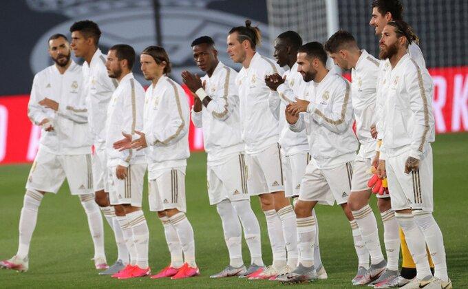   Kakva vest - 943 dana kasnije, konačno debituje za Real Madrid!