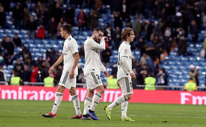 Potpis u Realu - defanzivac još četiri godine u Madridu