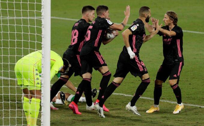 Jovićev beg pogurao Real ka prvoj pobedi, pričaće se o sudijskim odlukama!