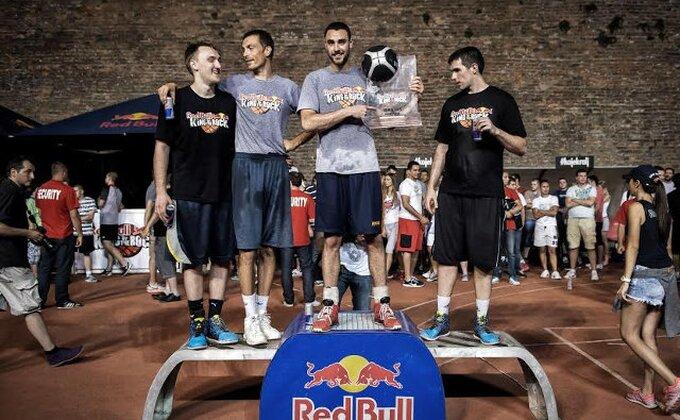 Bogdan Dragović je novi kralj uličnog basketa!