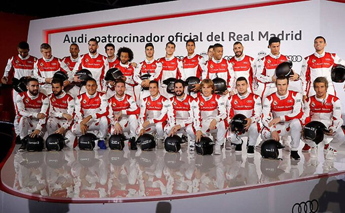 Fudbaleri Reala učestvovali u kart trkama i dobili skupocena vozila