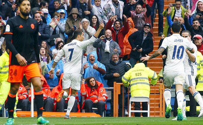 Ronaldo načeo Atletiko!