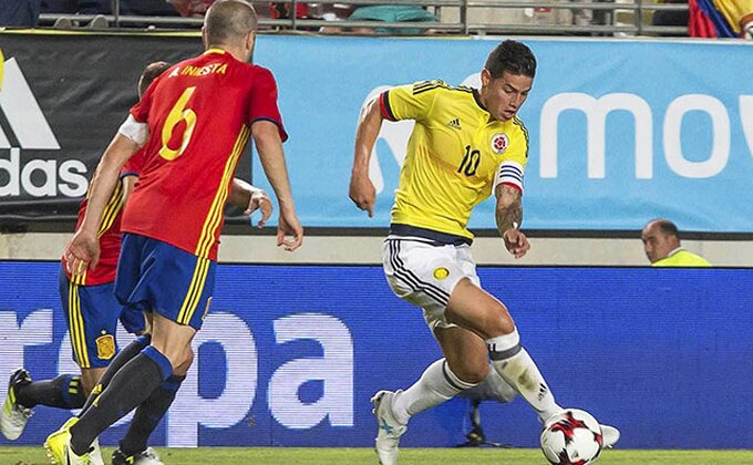 """Morata izvukao Špance protiv Kolumbije, """"El Tigre"""" ispisao istoriju"""