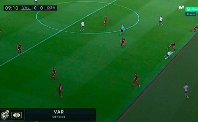 Rodrigo - VAR 1:2, Valensija - Osasuna 2:0, kakva magija Guedeša!