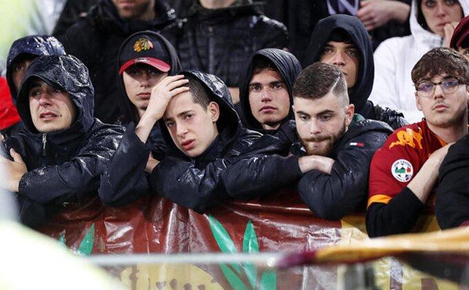 Roma - Povreda koja će doneti muke...