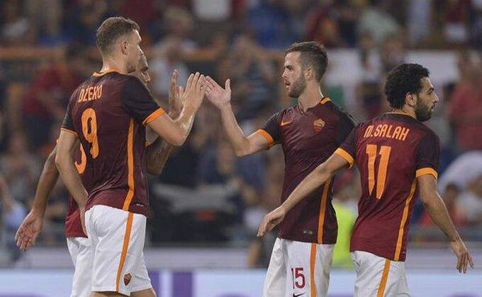 Roma i Sevilja odigrale spektakularan meč!