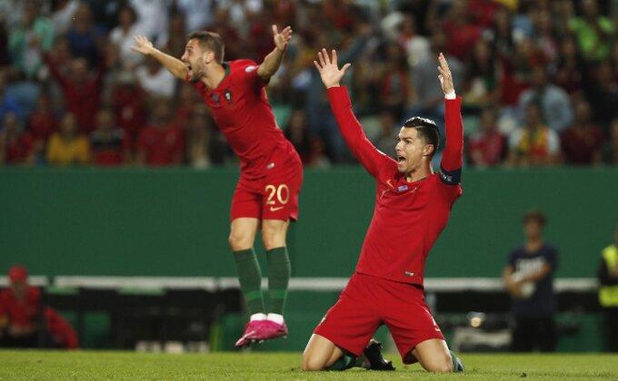 Ronaldo pravi kapiten - Evo šta je uradio za svoje manje poznate kolege!