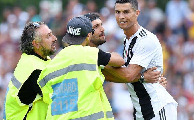 Jeste li videli u kakvom je stanju golman Kjeva posle duela sa Ronaldom?