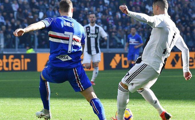 VAR cirkus u Torinu, Ronaldo odveo Juventus do pobede!