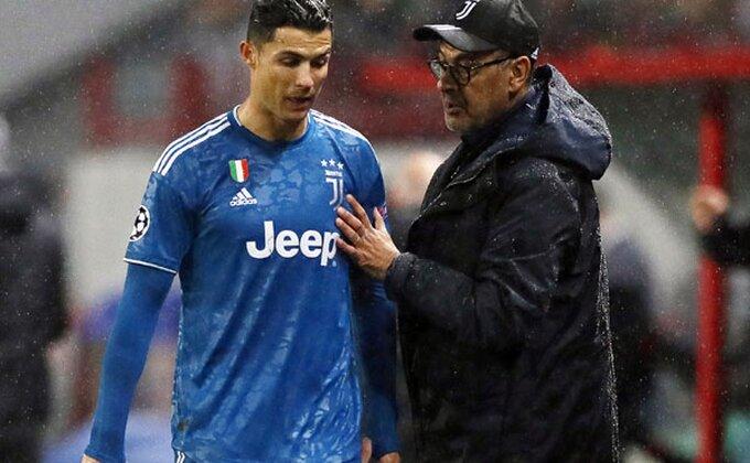 Čudi li vas ovo? Besni Ronaldo večeras učinio ono što se u Juventusu ne sme, čeka ga kazna!