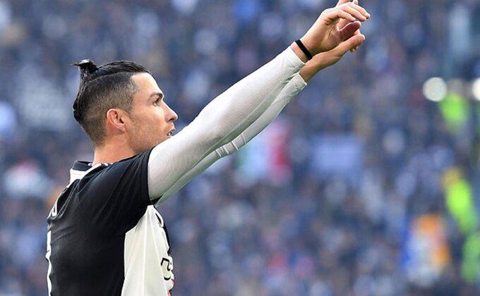 I Ronaldo je samo čovek...