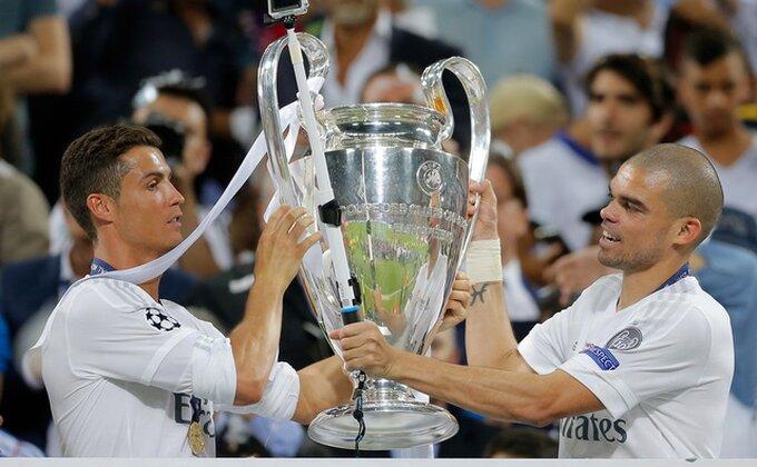 Ronaldova poruka za saigrače posle prvog trofeja