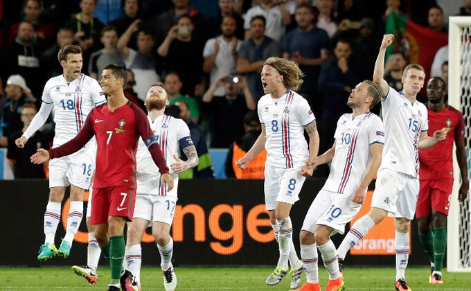 Kapiten Islanda tražio dres od Ronalda, reakcija zvezde Reala govori sve