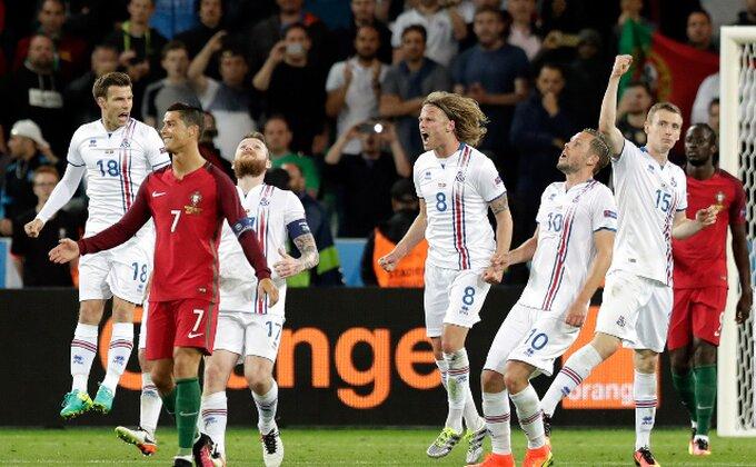 Frustrirani Ronaldo: ''Islanđani, mala ekipo, NIŠTA nećete uraditi!''