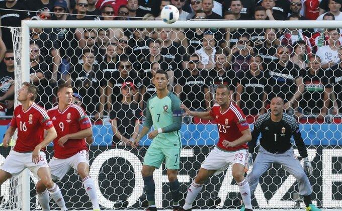 "Ronaldo ""naoštren"" pred Hrvate"