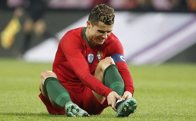 Kakav šamar prvaku Evrope, Ronaldov sramni potez je ipak glavna tema!