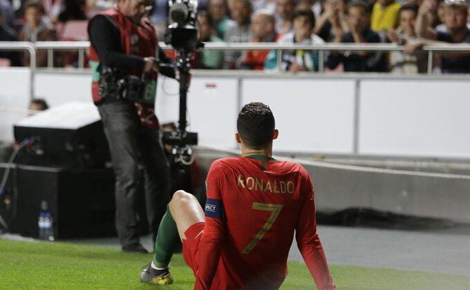 Nema više, tačka na slučaj Ronaldovog silovanja