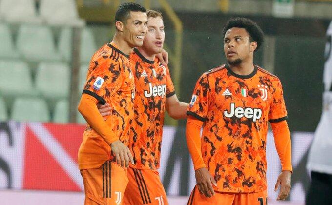 Moćni Juventus se prošetao Parmom, Ronaldo briljirao, Kuluševski ne poznaje emocije