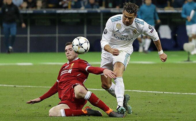 U isto vreme, Realova ponuda i uvreda za Ronalda!