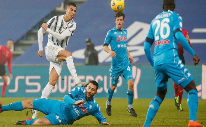 Ronaldo za trofej i istoriju, Juventus osvojio Superkup Italije, Insinje tragičar!
