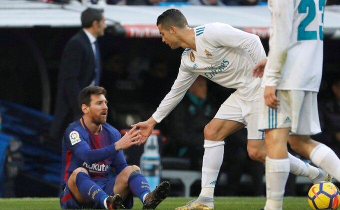 Mesi i Ronaldo dobili zanimljivu ponudu - iz Belorusije!